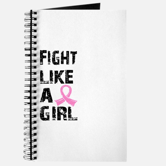 Licensed Fight Like a Girl 21.8 Journal