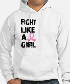 Licensed Fight Like a Girl 21.8 Jumper Hoodie
