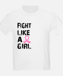 Licensed Fight Like a Girl 21.8 T-Shirt