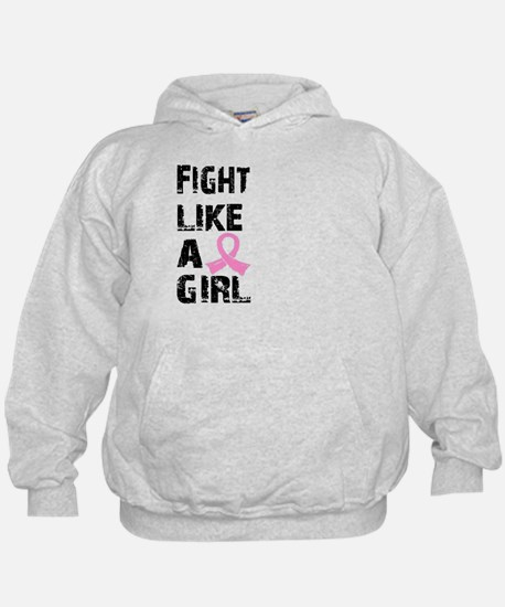 Licensed Fight Like a Girl 21.8 Hoody