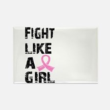 Licensed Fight Like a Rectangle Magnet (100 pack)