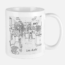 Lab Rats Mug