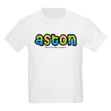 Aston - personalized design T-Shirt