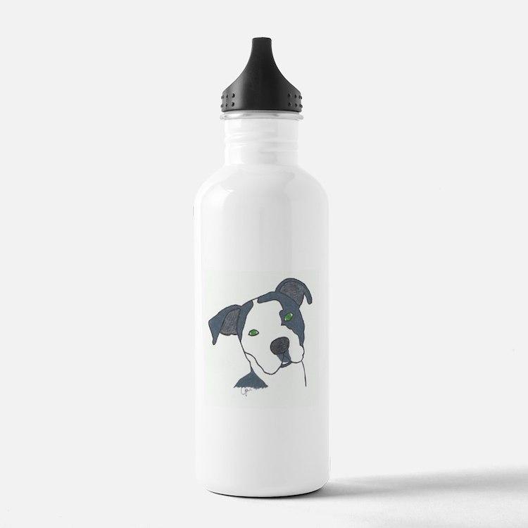Brindle Water Bottle