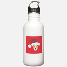 Christmas Pit Water Bottle