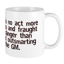 Outsmart GM Mug