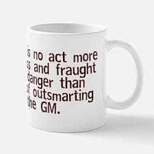 Outsmart GM Mug