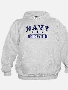 Navy Sister Hoody