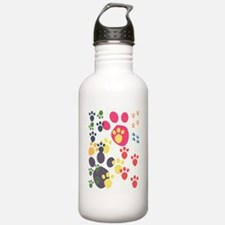 Paws Water Bottle