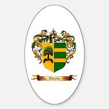 Abeyta Sticker (Oval)