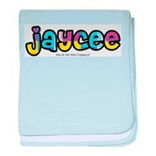 Jaycee - personalized design baby blanket
