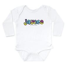 Jaycee - personalized design Long Sleeve Infant Bo