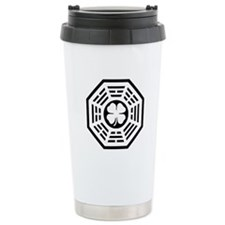 Dharma Luck Faded Travel Mug