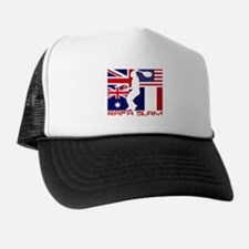 Cute Australian open tennis Trucker Hat