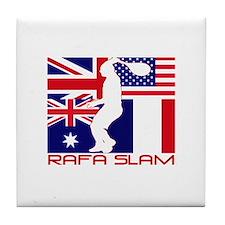 Cool Rafa nadal Tile Coaster