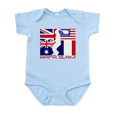 Cute Rafael nadal Infant Bodysuit