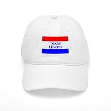 Texas Liberal Ball Baseball Baseball Cap