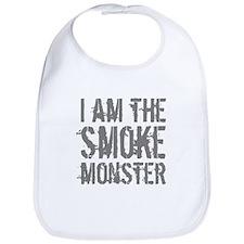 Smoke Monster Bib