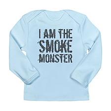Smoke Monster Long Sleeve Infant T-Shirt