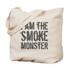 Smoke Monster Tote Bag