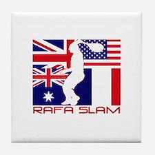 Funny Rafael Tile Coaster