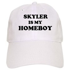 Skyler Is My Homeboy Baseball Baseball Cap