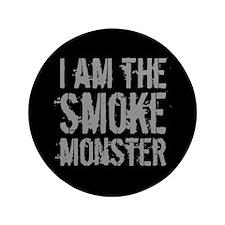 "Smoke Monster 3.5"" Button"