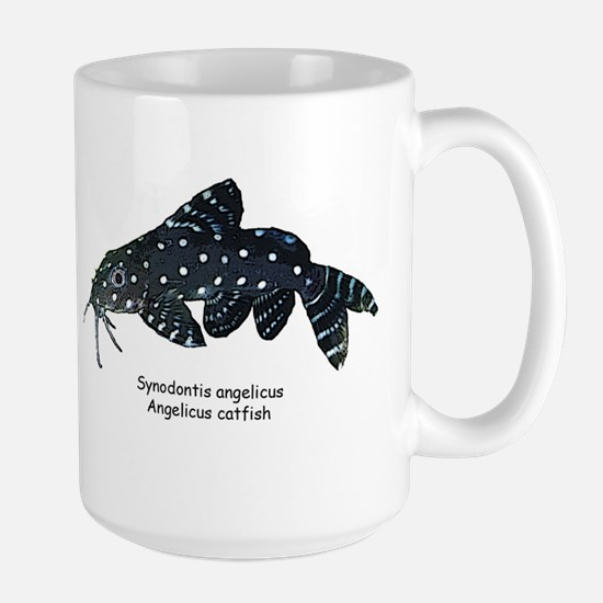 Synondontis angelicus Large Mug