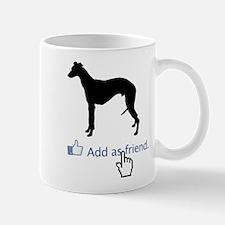 Whippet Small Mugs