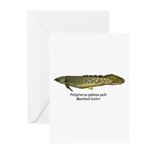 Polypterus palmas polli Greeting Cards (Package of