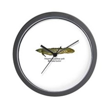 Polypterus palmas polli Wall Clock