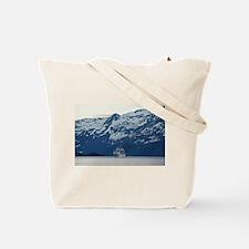 Alaskan Cruise Tote Bag