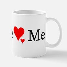 Freddie Loves Me Mug