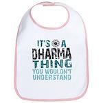 Dharma Thing Bib
