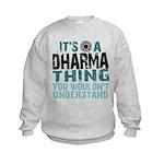 Dharma Thing Kids Sweatshirt