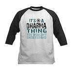 Dharma Thing Kids Baseball Jersey