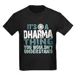 Dharma Thing Kids Dark T-Shirt