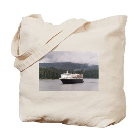 Alaska Marine Highway Tote Bag