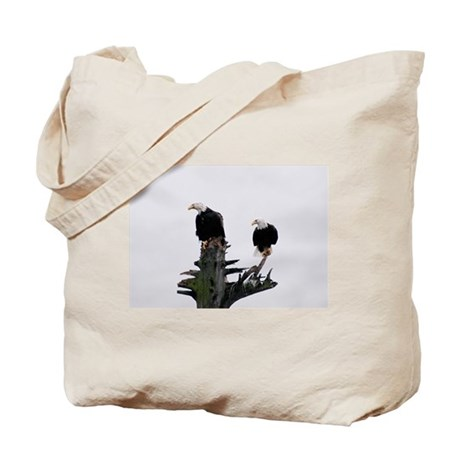 Five Eagles Tote Bag