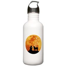 Tibetan Mastiff Sports Water Bottle