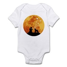 Welsh Terrier Infant Bodysuit