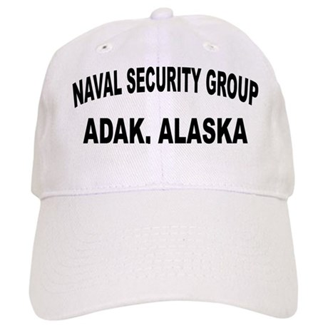 NAVAL SECURITY GROUP ACTIVITY, ADAK Cap