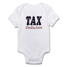 Tax Deduction (stars) - Infant Creeper