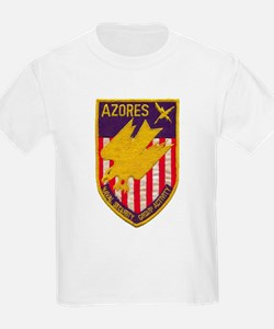 NAVAL SECURITY GROUP ACTIVITY AZORES T-Shirt