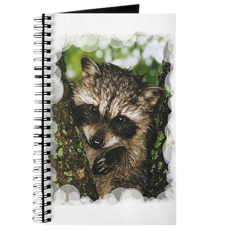 Baby Raccoon Journal