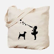 Smooth Fox Terrier Tote Bag