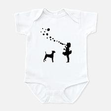 Smooth Fox Terrier Infant Bodysuit