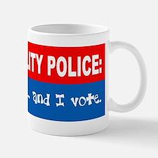 Morality Police Small Small Mug