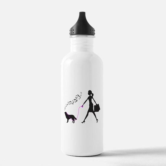 Small Munsterlander Sports Water Bottle