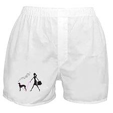 Whippet Boxer Shorts